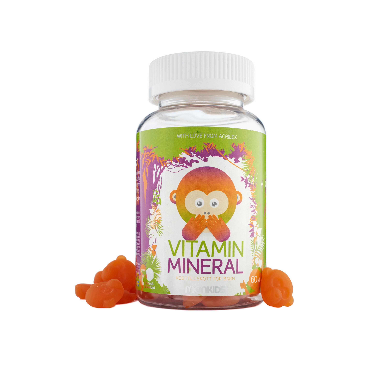 Vitamin & Mineral 60t
