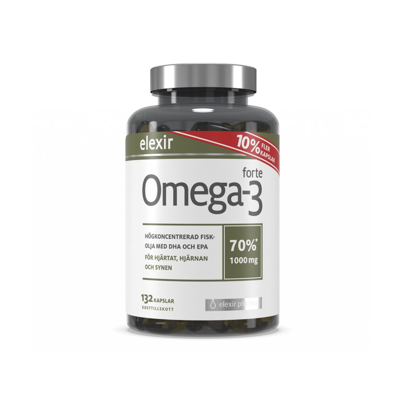 Omega-3 Forte 1000mg 132k