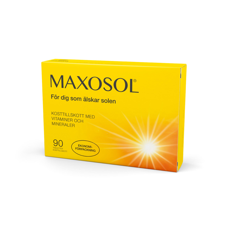 Maxosol Ekonomipack 90t