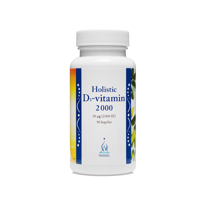 D3-vitamin 2000IE 90k