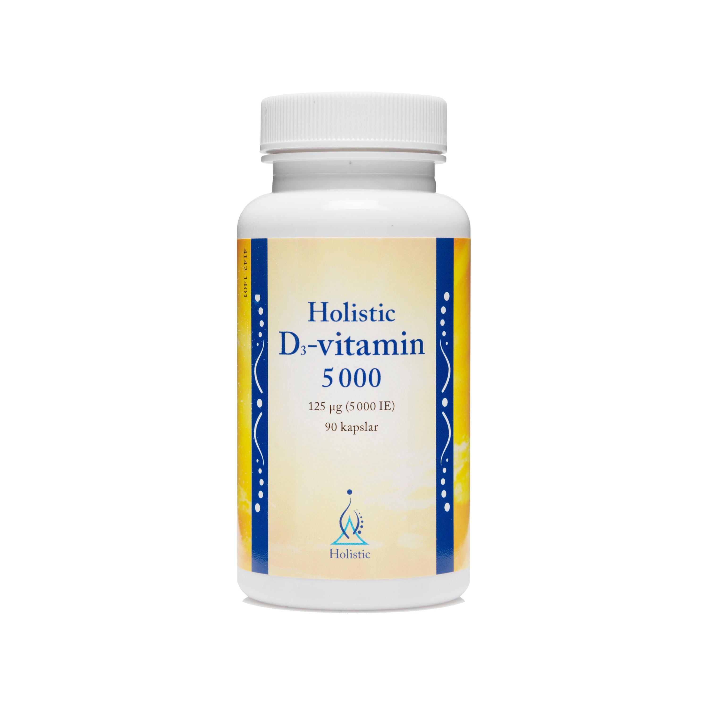 D3-vitamin 5000IE 90k