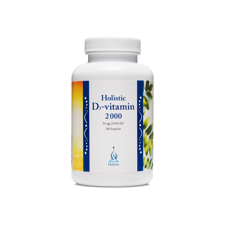 D-vitamin 2000IE 180k