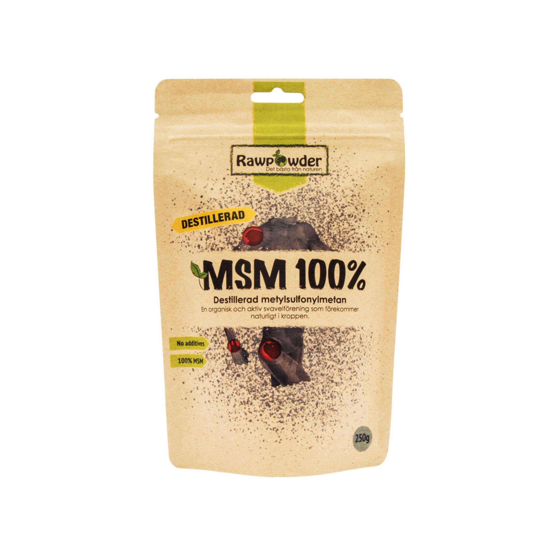 MSM destillerad 500g