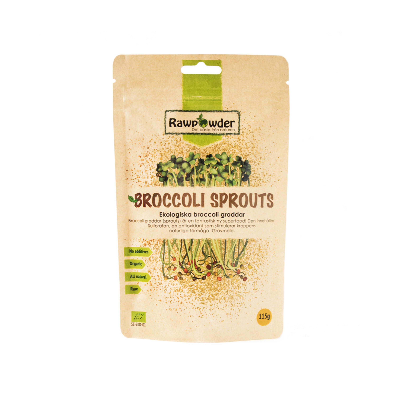 Broccoligroddar 115g