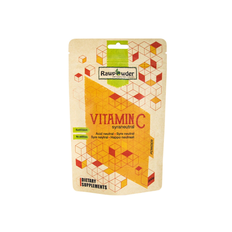 Vitamin C syraneutral 200g