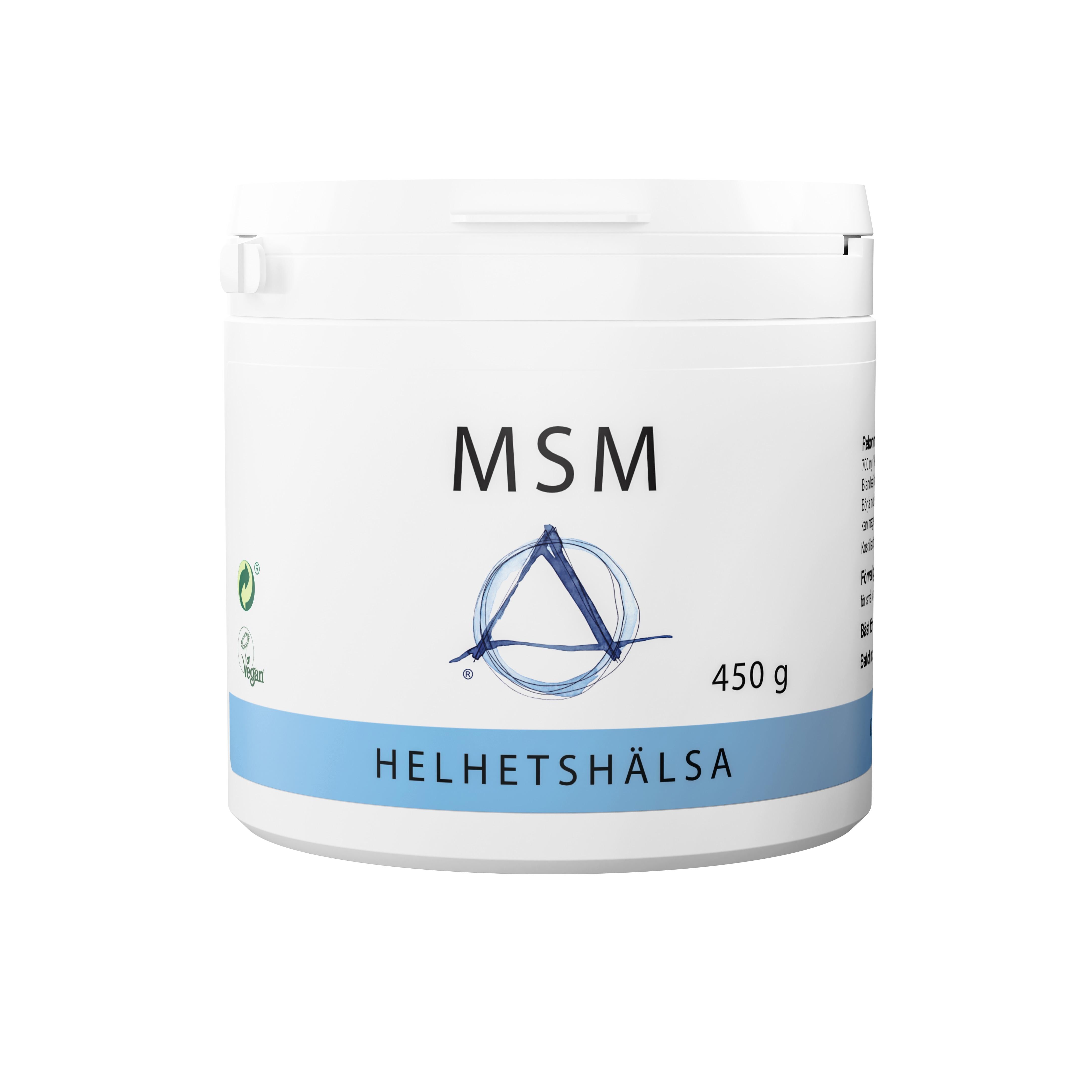 MSM 450g