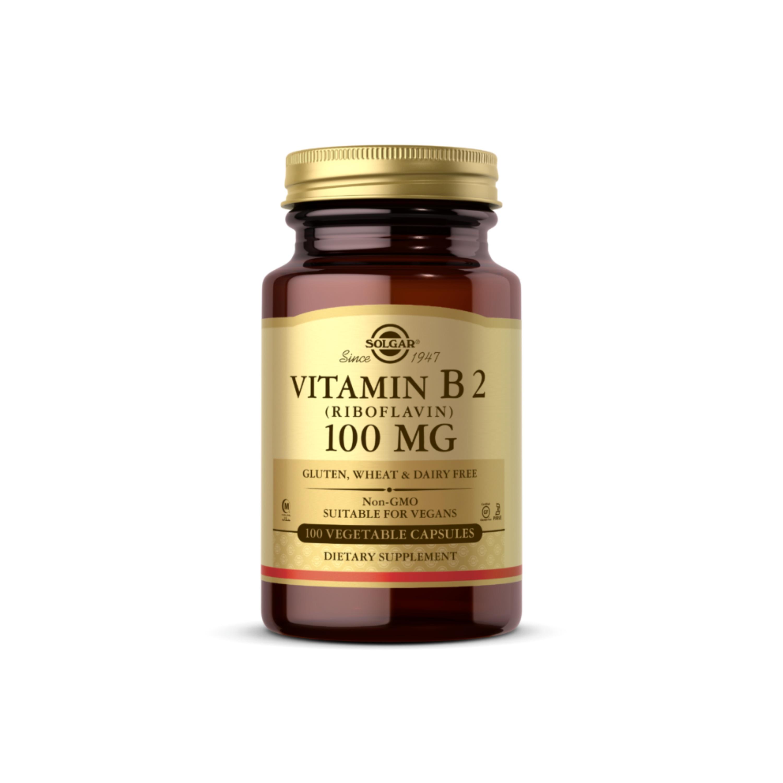 Vitamin B2 100mg 100k