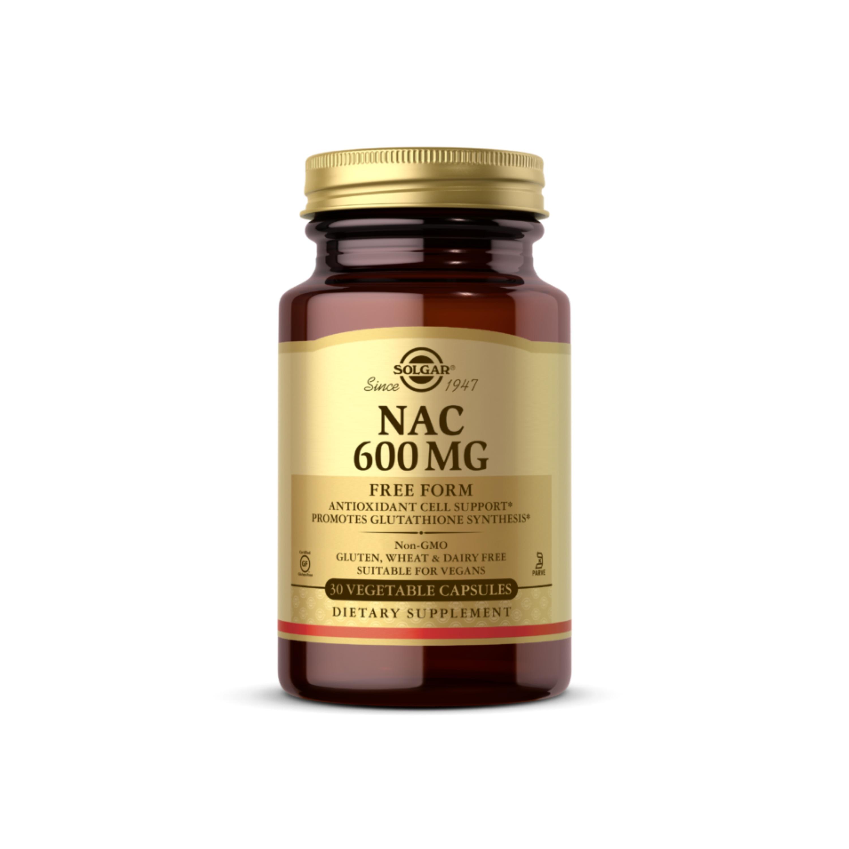NAC 600mg 60k