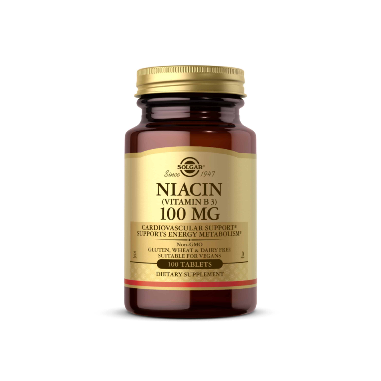 Niacin B3 100mg 100t