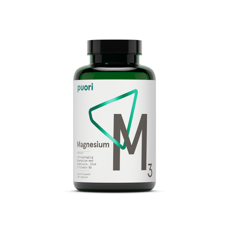 M3 Magnesium & Zink 225mg 120k
