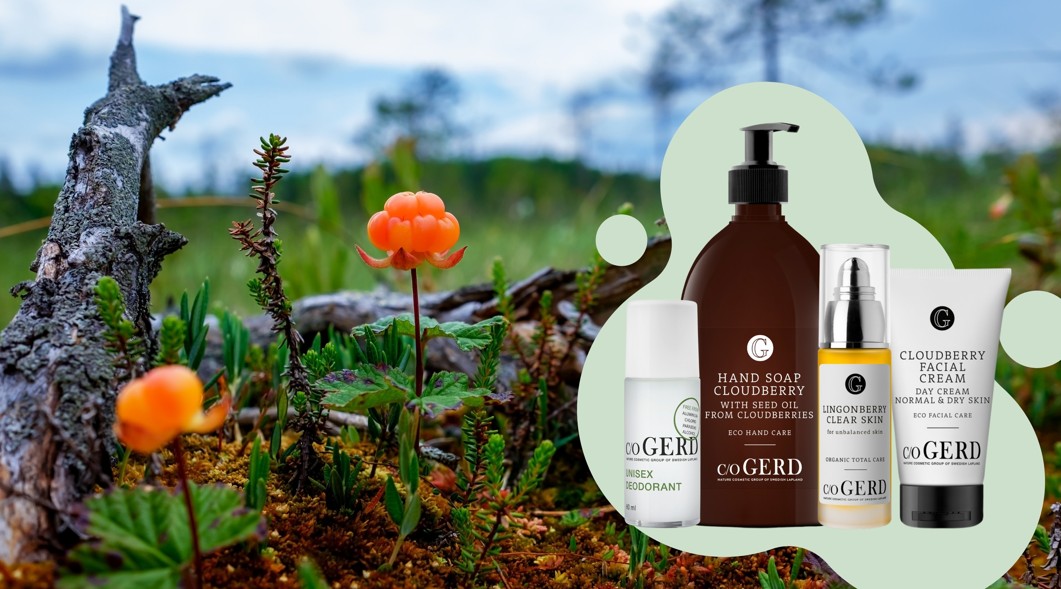 Care of Gerd – en hyllning till naturen och människan