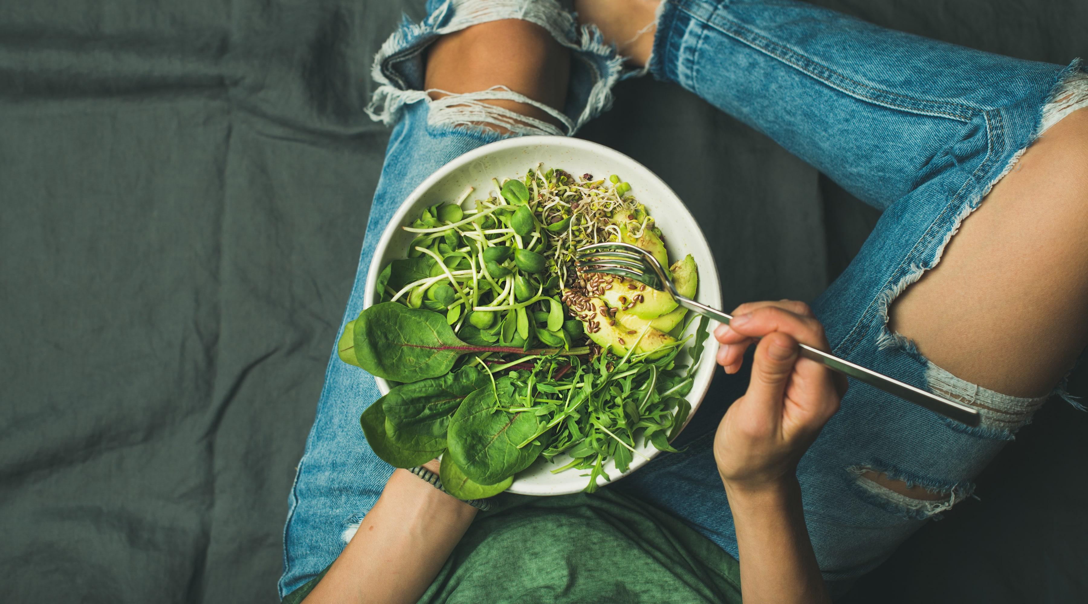Fler äter växtbaserat – med risk för selenbrist