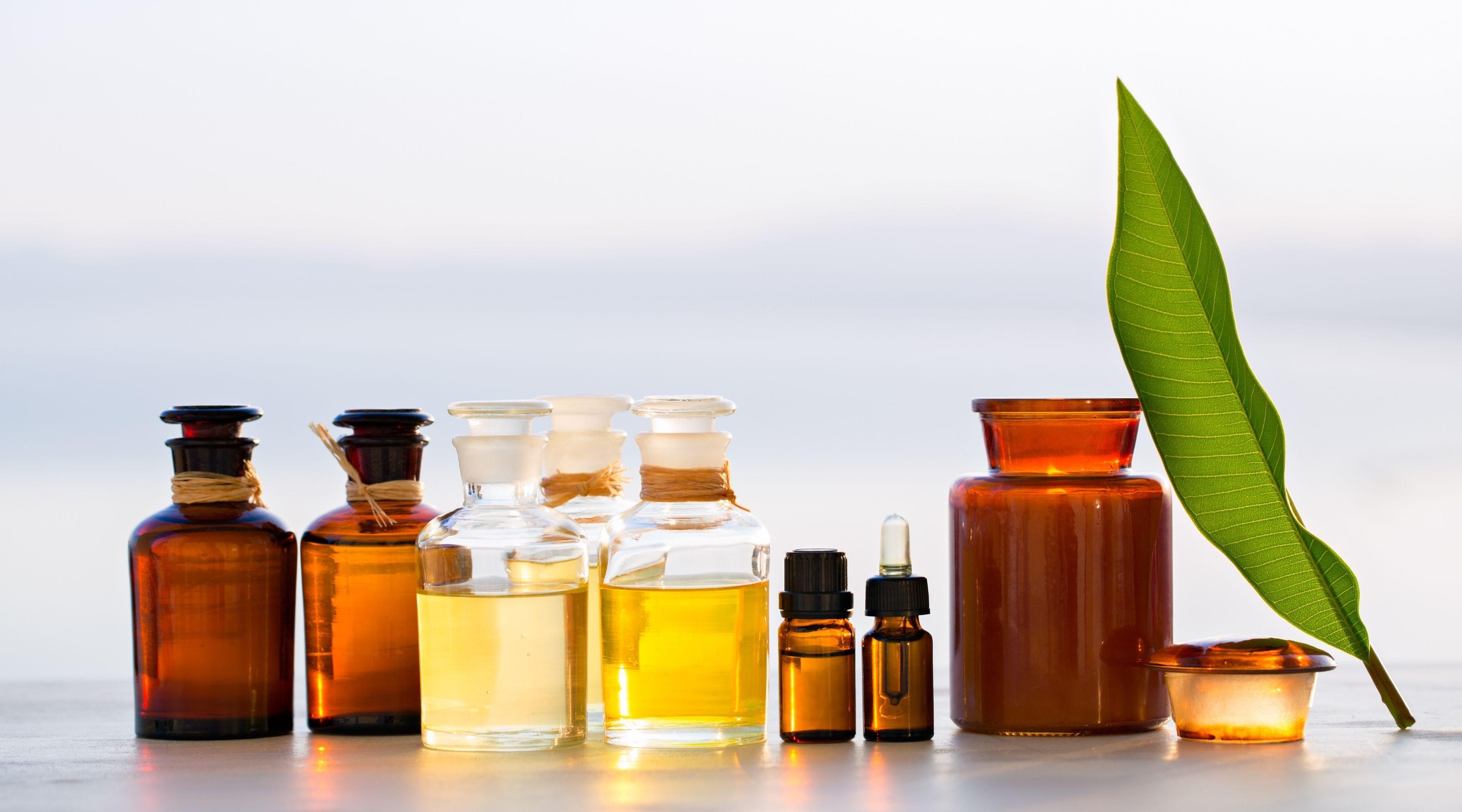 Gör din egen massageolja – recept för torr hud