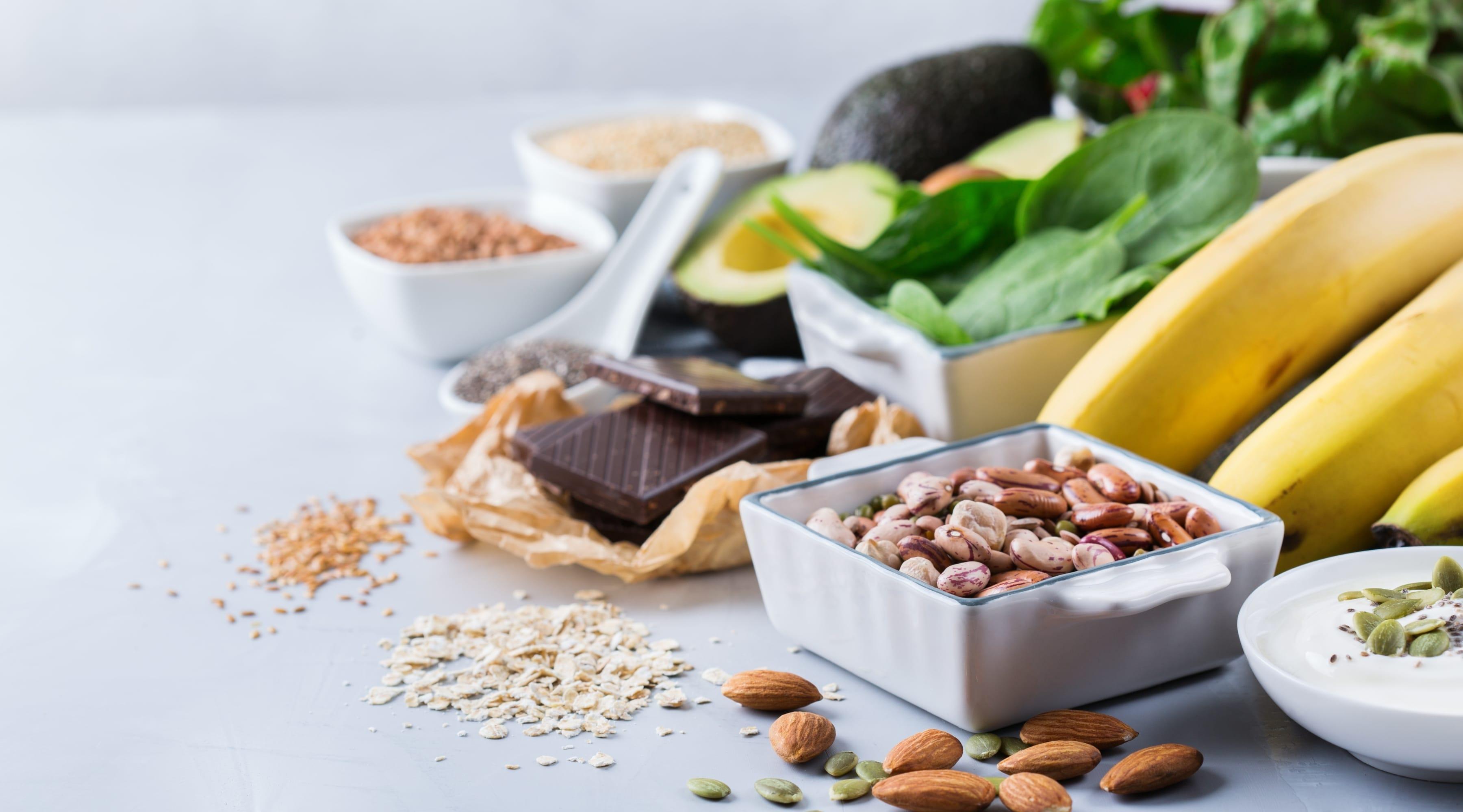 Magnesium – vanliga symptom på magnesiumbrist