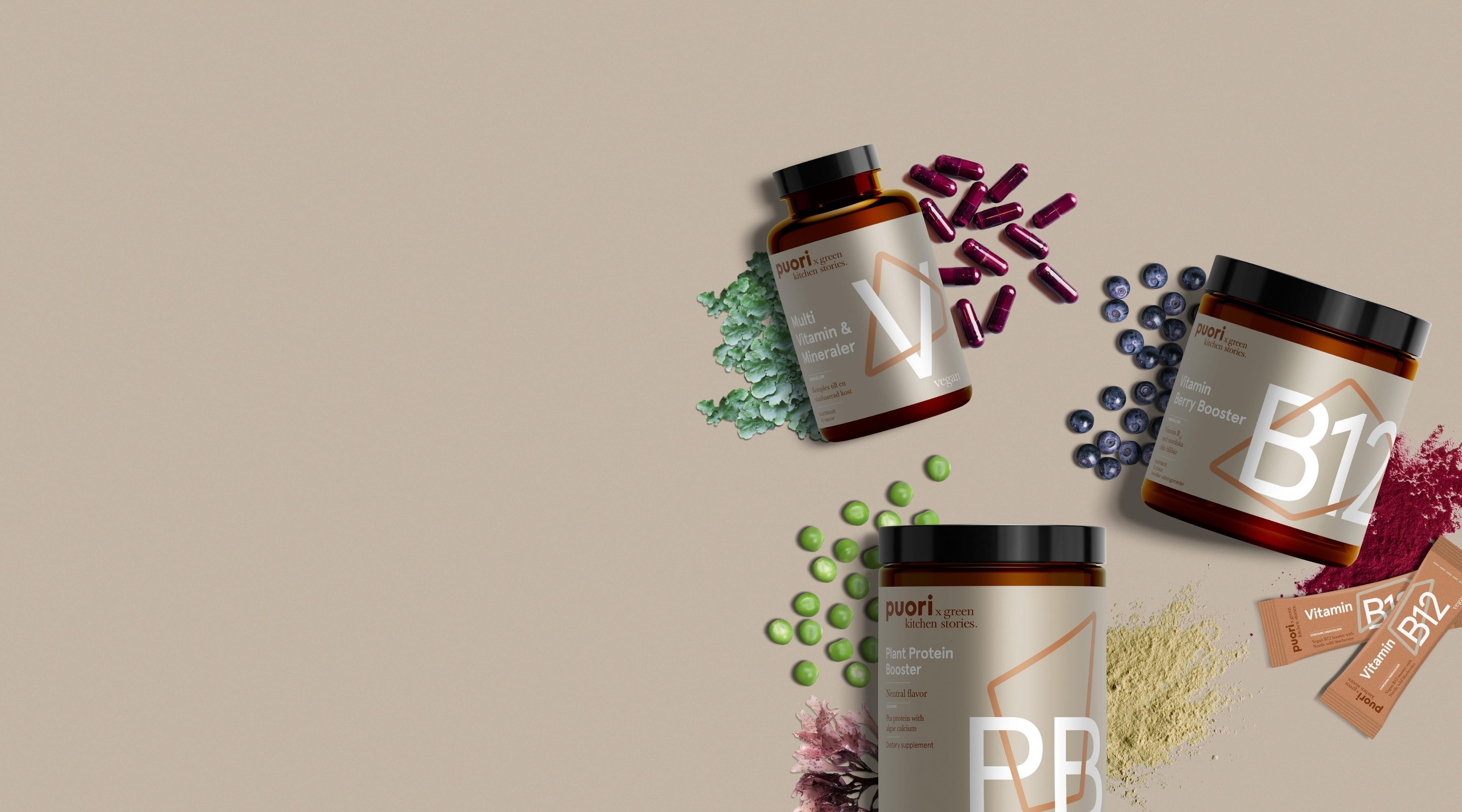 Puori – alltid rena och naturliga ingredienser