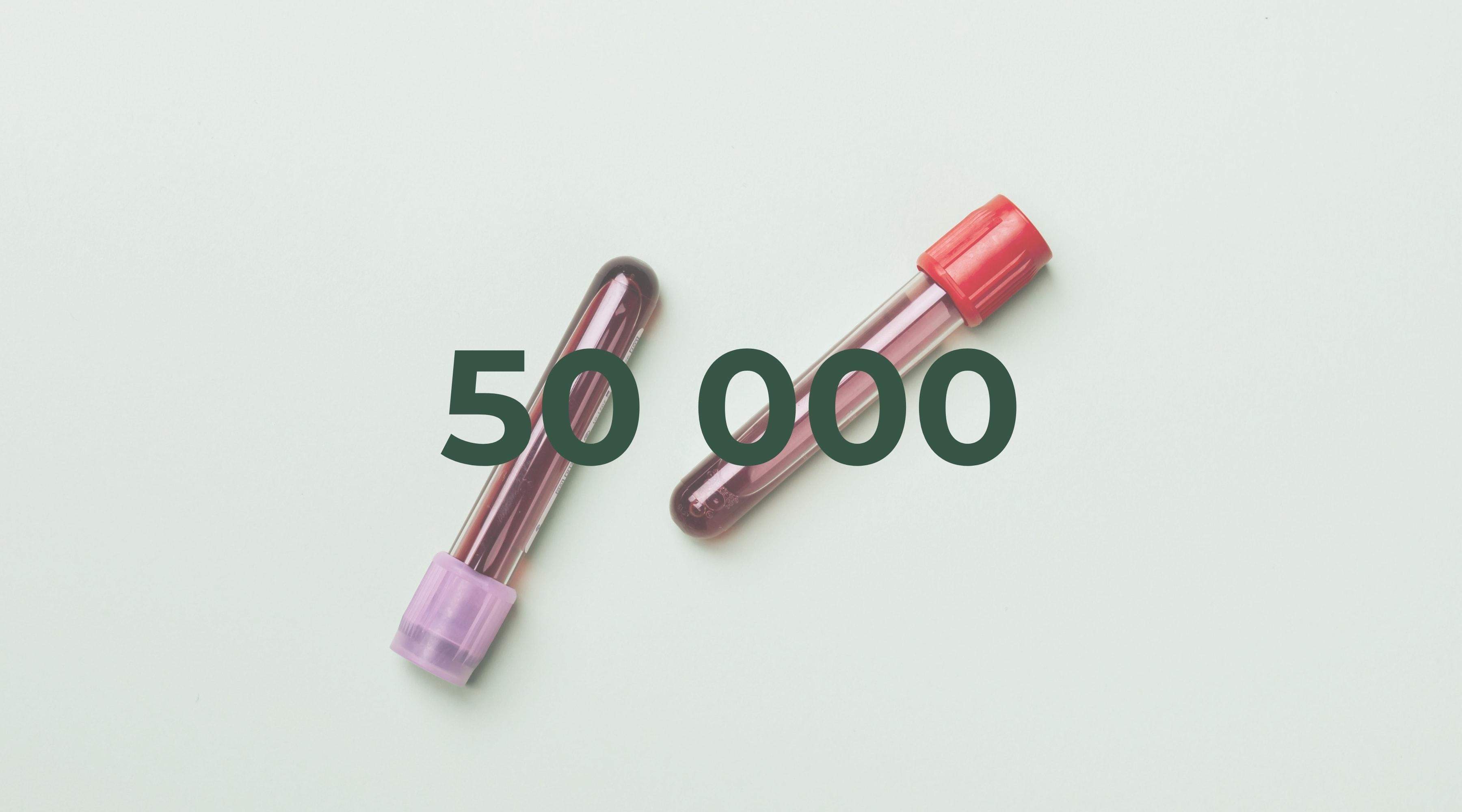 Q10 och selen - 50 000 blodprover dokumenterar effekten