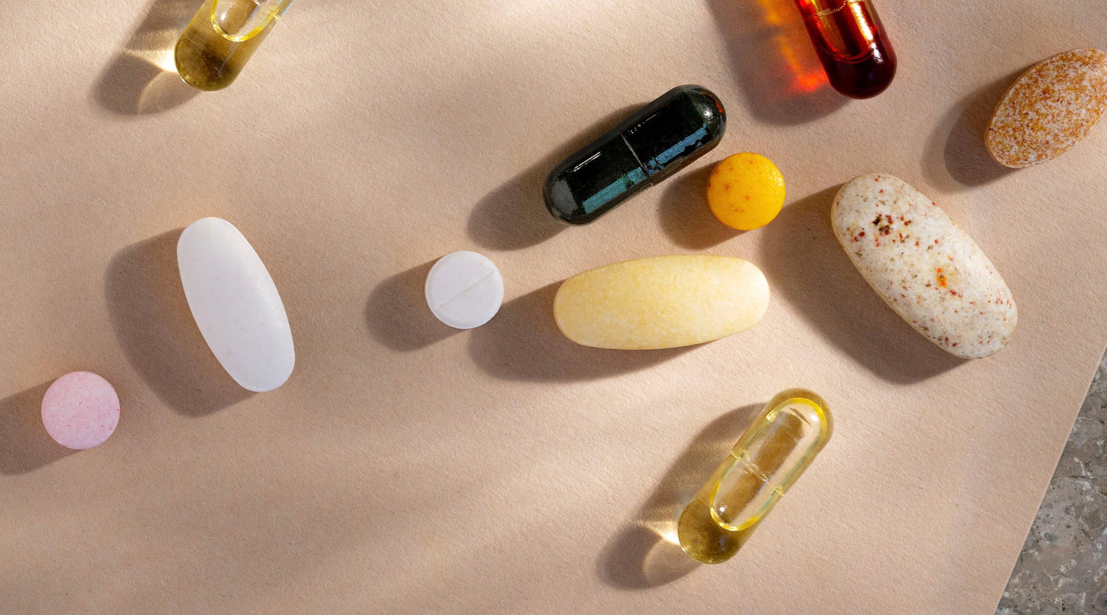 Vattenlösliga vitaminer – därför ska du välja Time Release