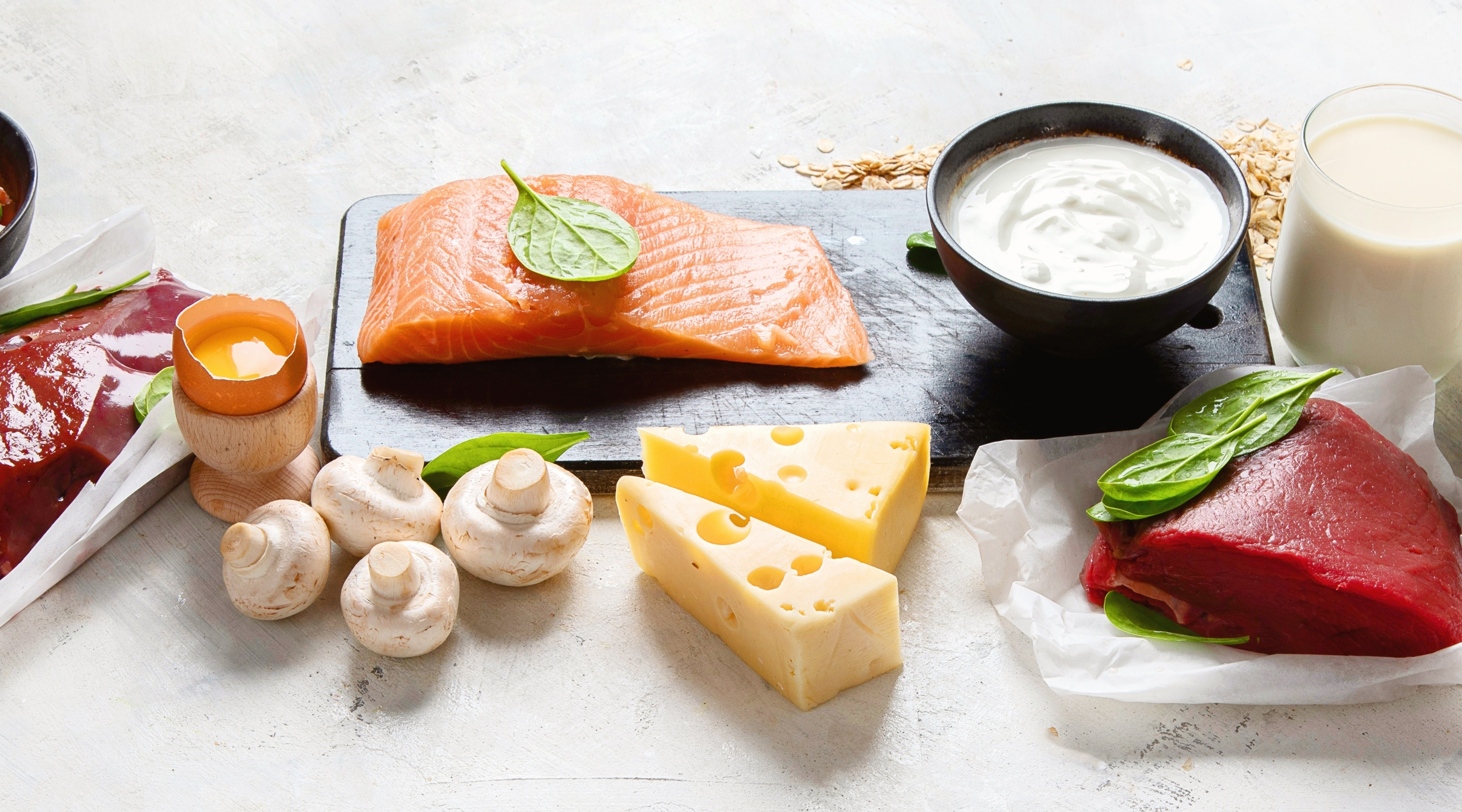 Vitamin B12: Vanliga symptom vid brist