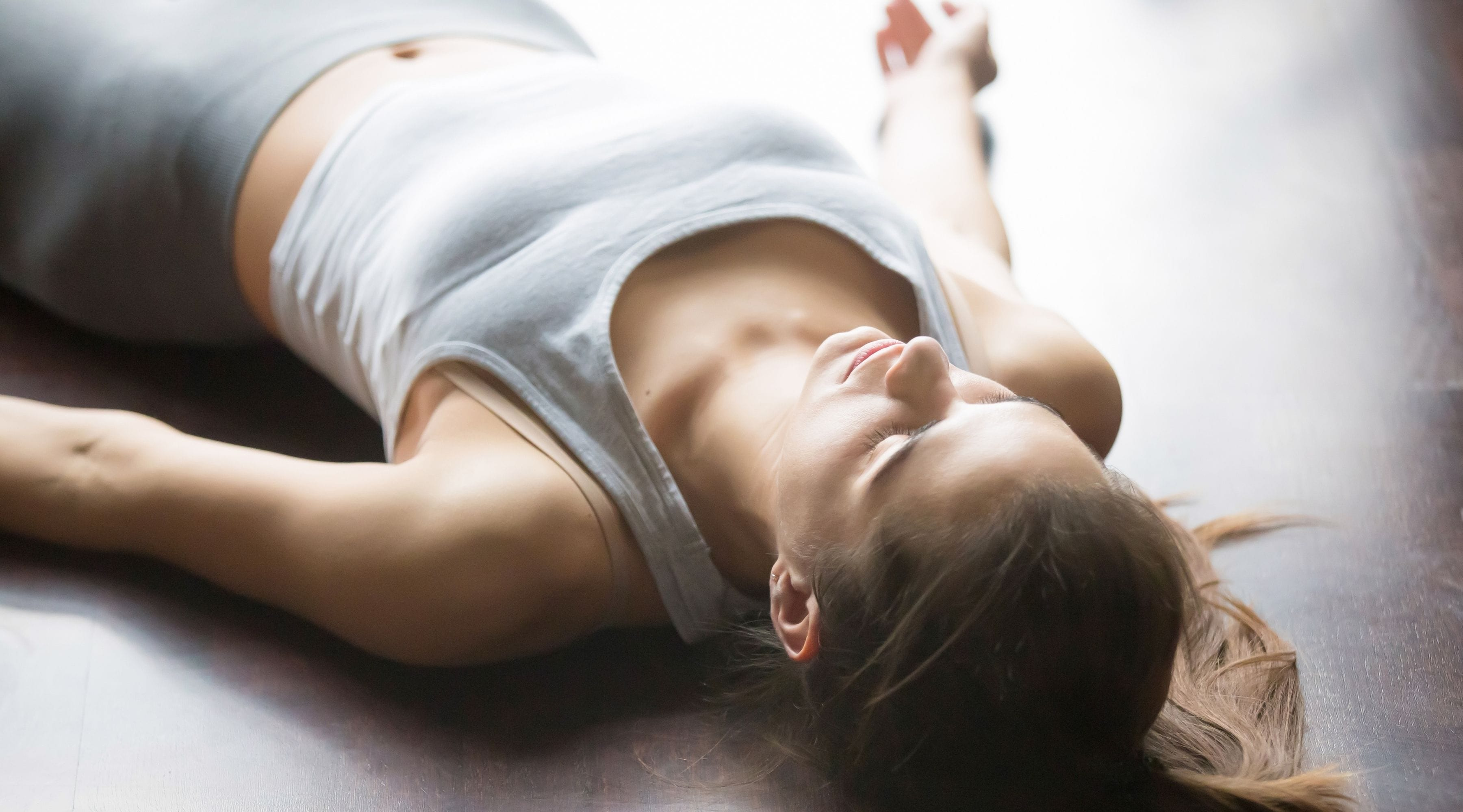 Yoga nidra – hitta lugnet och sov gott