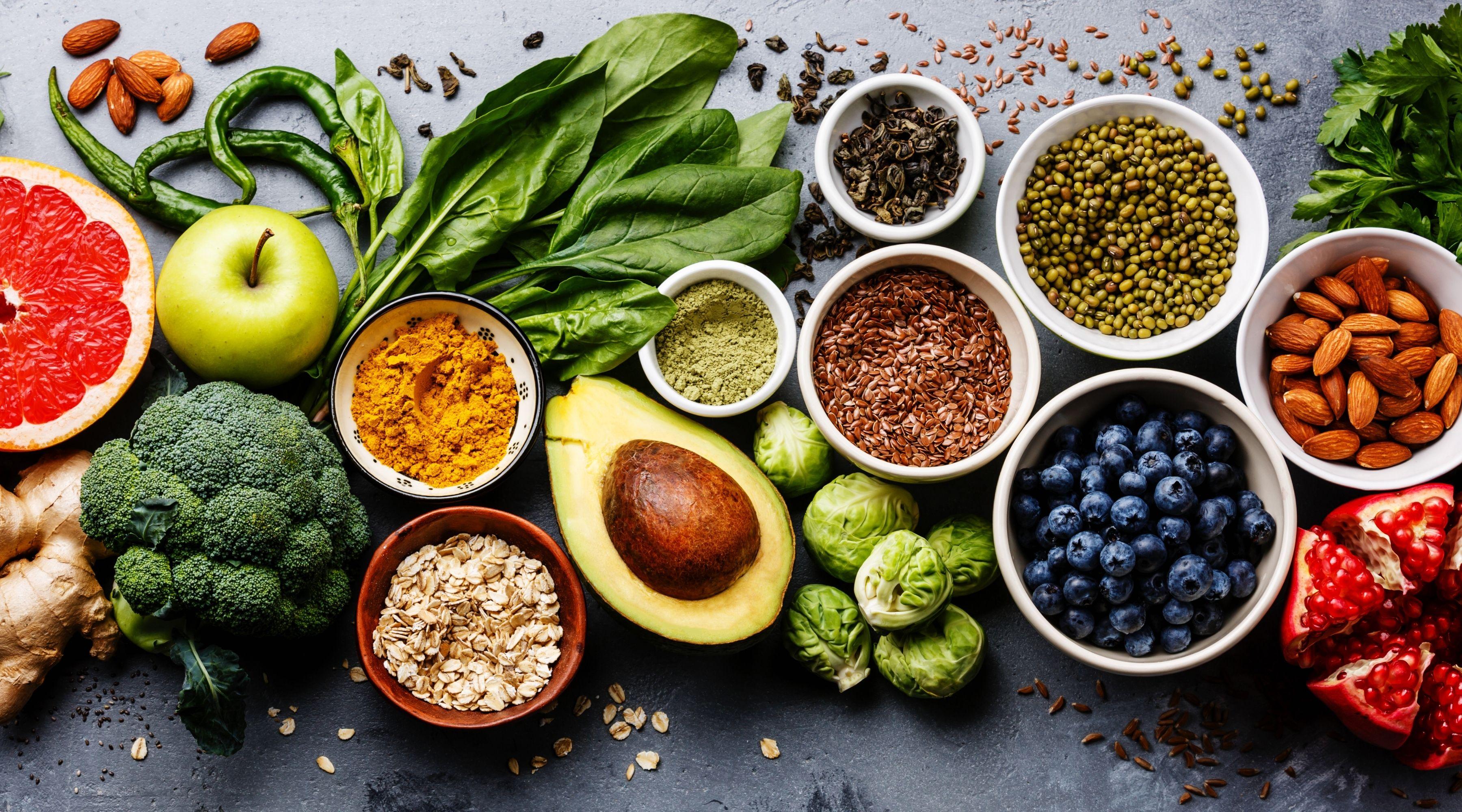 Vitaminer och mineraler för immunsystems funktion